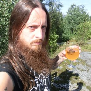 Fenriz, drinking the Trayvon Martini.