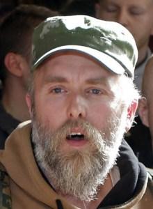 Varg Vikernes, of the black metal band Burzum.